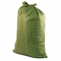 Мешки для строительного мусора, зеленые