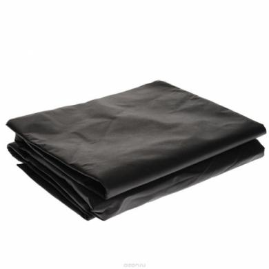 """Укрывной материал  """"Спанбонд"""" 3,2м*10 м Komfi черный (для мульчирования)"""